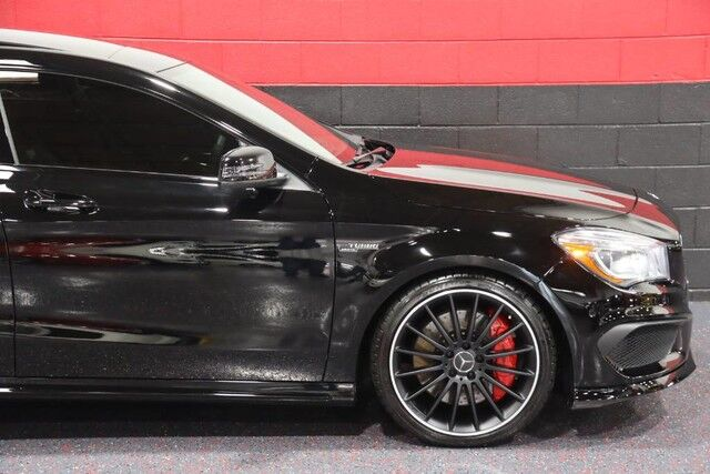 2016 Mercedes-Benz CLA45 AMG 4-Matic Performance Package 4dr Sedan Chicago IL