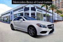 2016 Mercedes-Benz CLS 400 4MATIC® Coupe