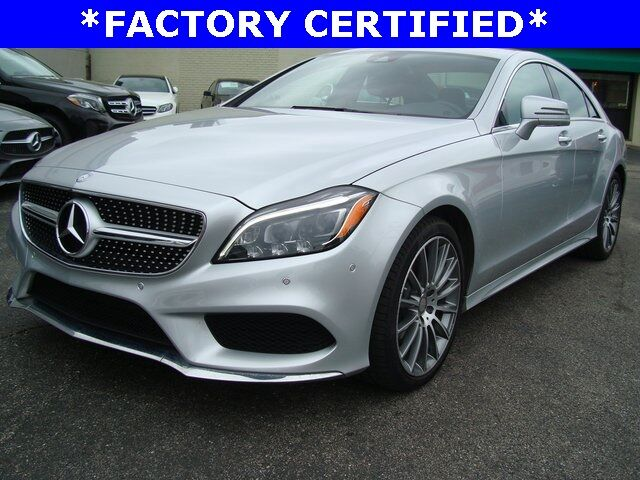 2016 Mercedes-Benz CLS 400 4MATIC® Coupe Indianapolis IN
