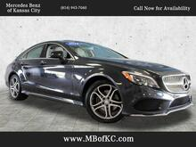 2016_Mercedes-Benz_CLS_400 4MATIC® Coupe_ Kansas City MO