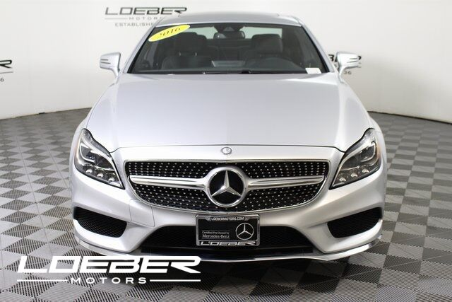 2016 Mercedes-Benz CLS 400 4MATIC® Coupe Chicago IL