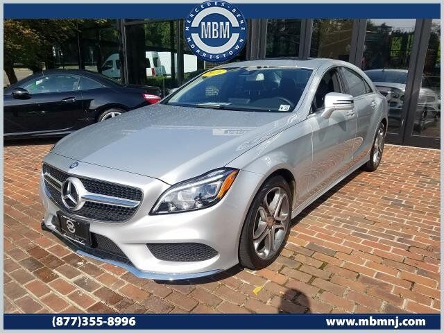 2016 Mercedes-Benz CLS 400 4MATIC® Coupe Morristown NJ