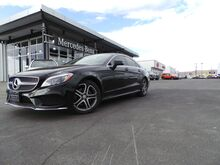 2016_Mercedes-Benz_CLS_400 4MATIC® Coupe_ Yakima WA