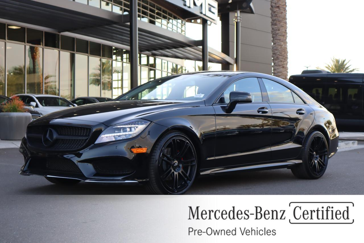 2016 Mercedes-Benz CLS 400 Coupe Gilbert AZ