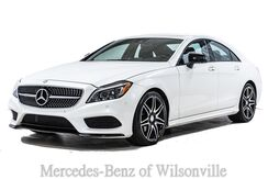 2016_Mercedes-Benz_CLS_400 Coupe_ Portland OR