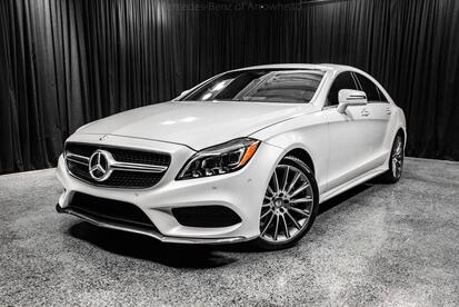 2016_Mercedes-Benz_CLS_400 Coupe_ Peoria AZ