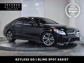 2016 Mercedes-Benz CLS 400 Keyless Go Surround Cam Active Park Asst Nav
