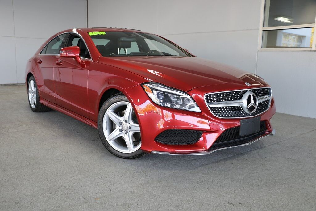 2016 Mercedes-Benz CLS 400 Merriam KS