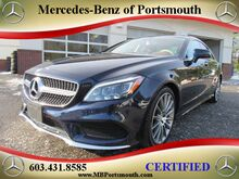 2016_Mercedes-Benz_CLS_550 4MATIC® Coupe_ Greenland NH