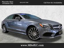 2016_Mercedes-Benz_CLS_550 4MATIC® Coupe_ Kansas City MO