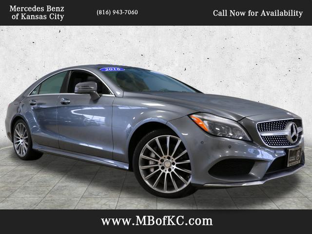 2016 Mercedes-Benz CLS 550 4MATIC® Coupe Kansas City MO
