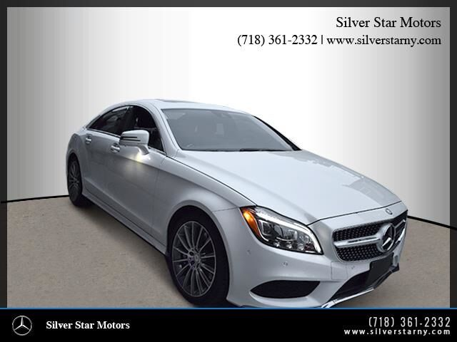 2016 Mercedes-Benz CLS 550 4MATIC® Coupe Long Island City NY