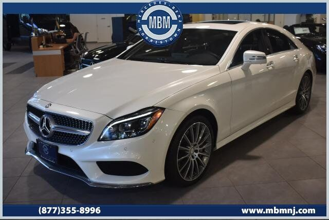 2016 Mercedes-Benz CLS 550 4MATIC® Coupe Morristown NJ