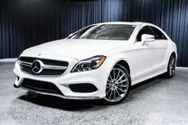 2016 Mercedes-Benz CLS 550 4MATIC® Coupe