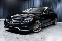 2016 Mercedes-Benz CLS AMG® 63S Coupe