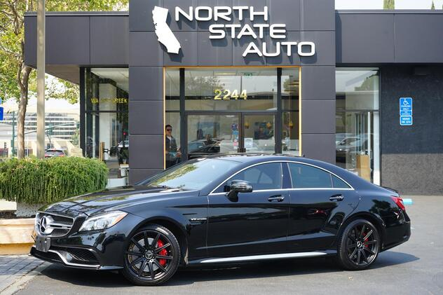 2016_Mercedes-Benz_CLS_AMG CLS 63 S-Model_ Walnut Creek CA