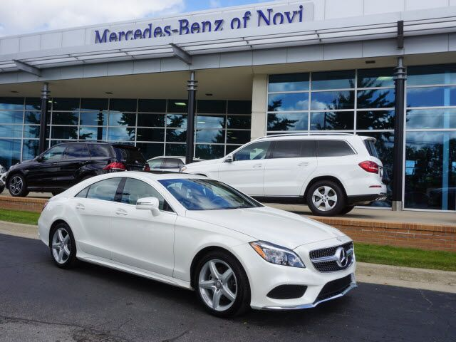 2016 mercedes benz cls cls 400 4matic in novi mi for Novi mercedes benz dealership