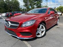 2016_Mercedes-Benz_CLS_CLS 400 4MATIC_ Raleigh NC