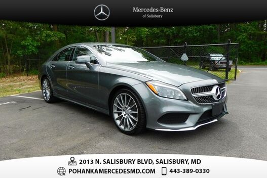 2016_Mercedes-Benz_CLS_CLS 400 4MATIC®_ Salisbury MD