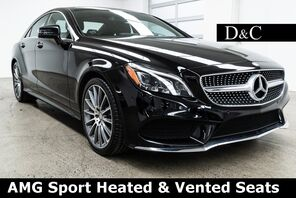 2016_Mercedes-Benz_CLS_CLS 400 AMG Sport Heated & Vented Seats_ Portland OR