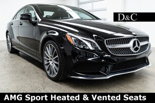 2016 Mercedes-Benz CLS CLS 400 AMG Sport Heated & Vented Seats