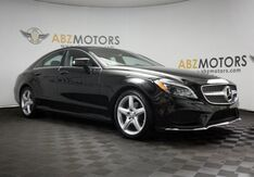 2016_Mercedes-Benz_CLS_CLS 400 Blind Spot,AC/Heated Seats,Nav,Camera_ Houston TX