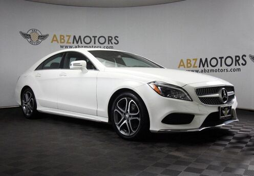 2016 Mercedes-Benz CLS CLS 400 Houston TX