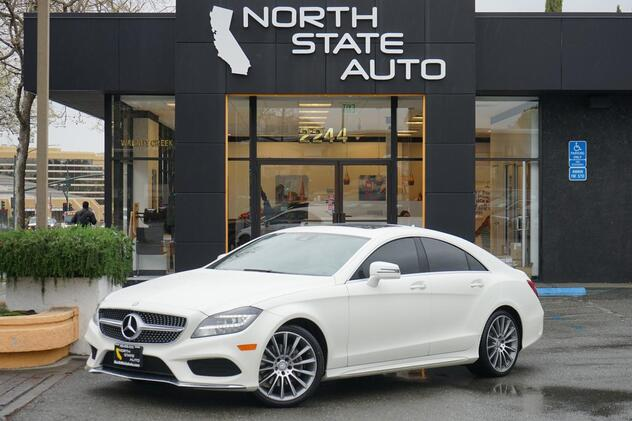 2016_Mercedes-Benz_CLS_CLS 400_ Walnut Creek CA