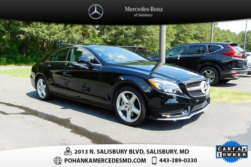 2016_Mercedes-Benz_CLS_CLS 550 4MATIC®_ Salisbury MD
