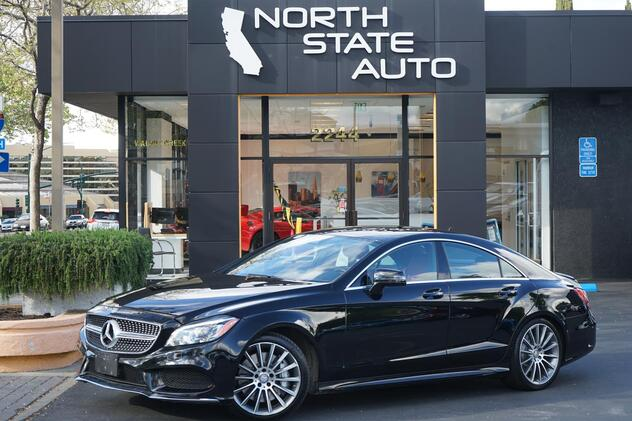 2016_Mercedes-Benz_CLS_CLS 550_ Walnut Creek CA