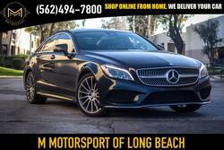 Mercedes-Benz CLS-Class CLS 400 4MATIC Coupe 4D 2016