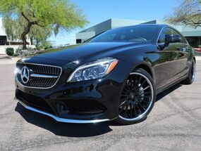 Mercedes-Benz CLS550 P2 Package 2016