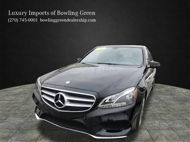 2016 Mercedes-Benz E 350 4MATIC® Sedan Bowling Green KY