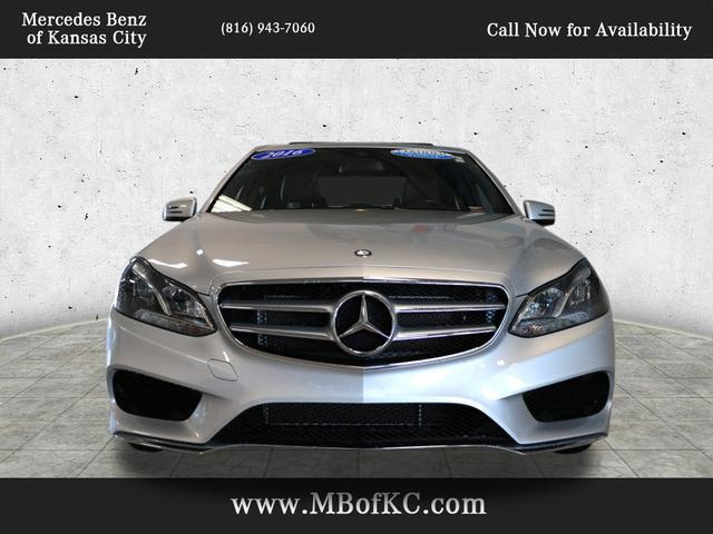 2016 Mercedes-Benz E 350 4MATIC® Sedan Kansas City MO
