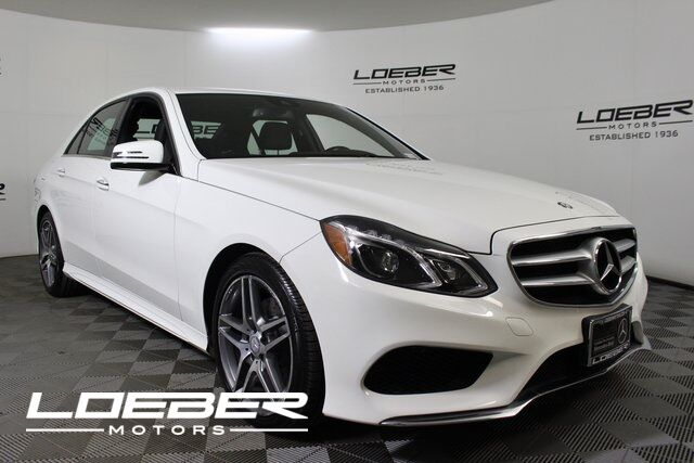 2016 Mercedes-Benz E 350 4MATIC® Sedan Chicago IL