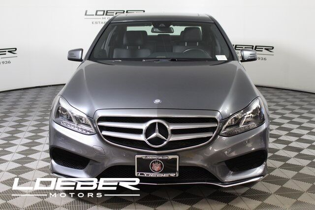 2016 Mercedes-Benz E 350 4MATIC® Sedan Lincolnwood IL