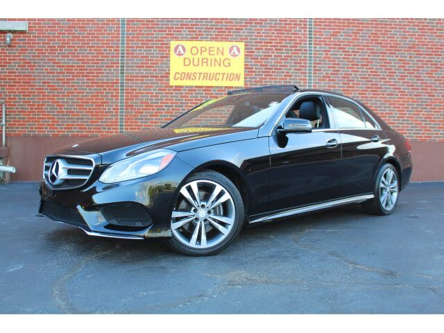 2016 Mercedes-Benz E 350 4MATIC® Sedan Kansas City KS