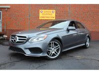 2016 Mercedes-Benz E 350 4MATIC® Sedan