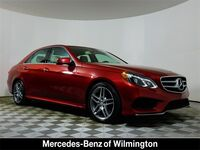 Mercedes-Benz E 350 4MATIC® Sedan 2016