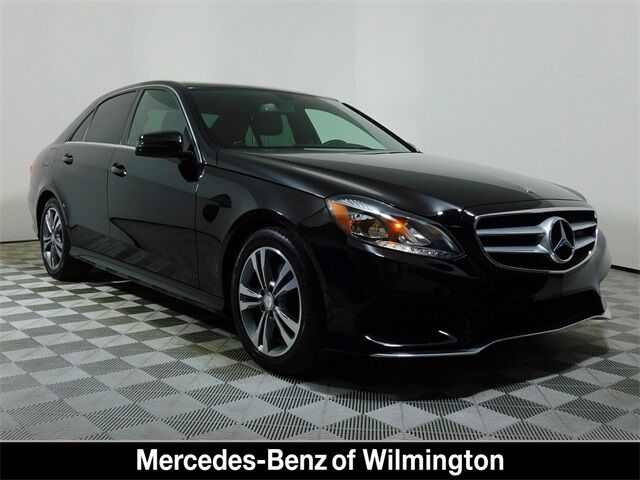 2016 Mercedes-Benz E 350 4MATIC® Sedan Wilmington DE