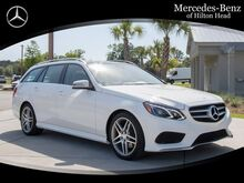 2016_Mercedes-Benz_E_350 4MATIC® Wagon_ Bluffton SC