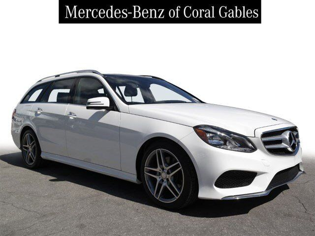 2016 Mercedes-Benz E 350 4MATIC® Wagon Cutler Bay FL