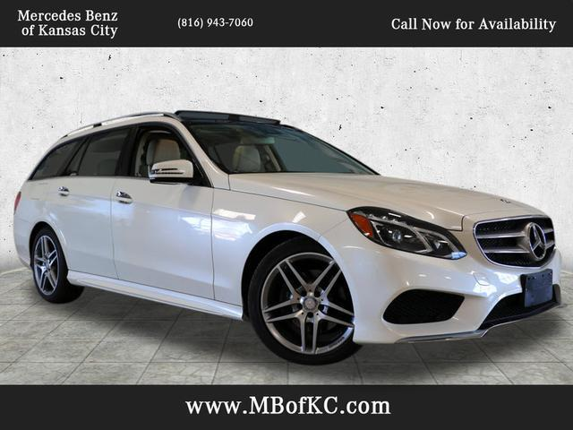 2016 Mercedes-Benz E 350 4MATIC® Wagon Kansas City MO