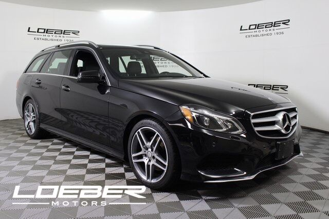2016 Mercedes-Benz E 350 4MATIC® Wagon Chicago IL