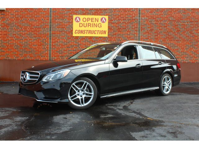 2016 Mercedes-Benz E 350 4MATIC® Wagon Kansas City KS