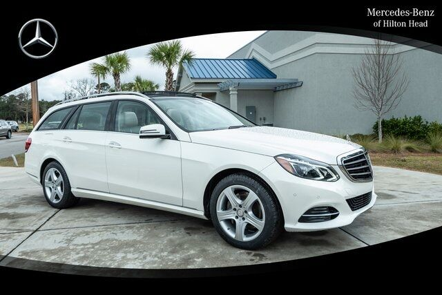 2016 Mercedes-Benz E 350 4MATIC® Wagon Bluffton SC