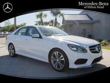 2016_Mercedes-Benz_E_350 Sedan_ Bluffton SC