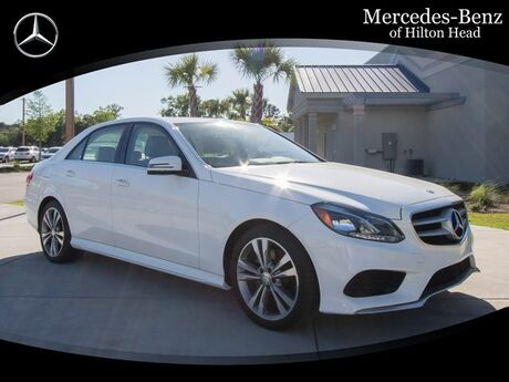 2016 Mercedes-Benz E 350 Sedan Bluffton SC