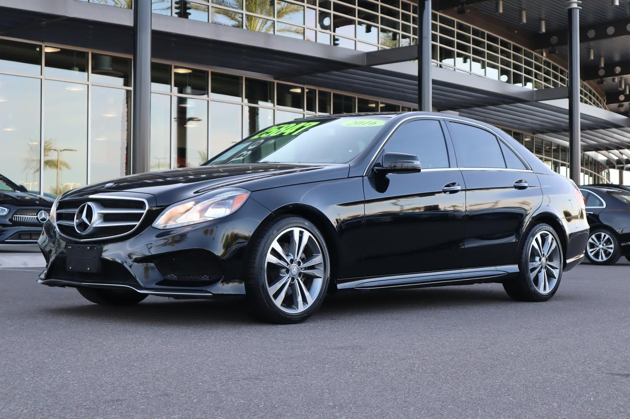 2016 Mercedes-Benz E 350 Sedan Gilbert AZ