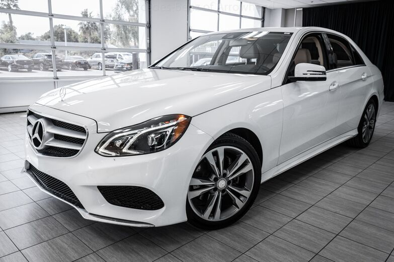 2016 Mercedes-Benz E 350 Sedan Peoria AZ